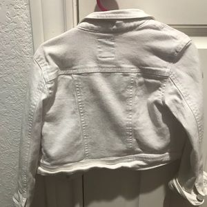 Old Navy Jackets & Coats - White denim jacket